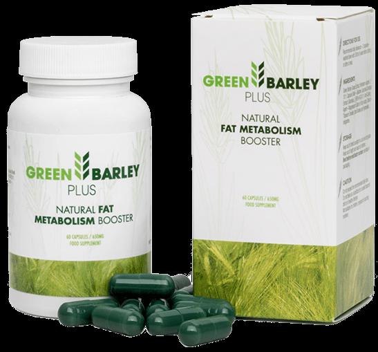 tabletki młody zielony jęczmień opinie